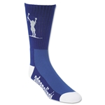 Carlsons Lacrosse Socks (Royal)