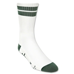 J Train Lacrosse Socks (Dark Green)