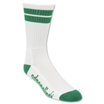 J Train Lacrosse Socks (Green)