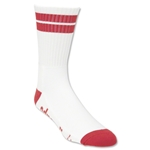 J Train Lacrosse Socks (Red)