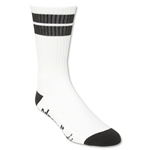 J Train Lacrosse Socks (White)