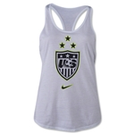 USWNT 2015 3 Star Crest Women's T-Shirt