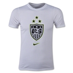 USWNT 2015 3 Star Crest Youth T-Shirt