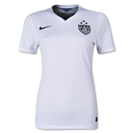 USWNT 2015 Women's World Cup 3 Star Home Soccer Jersey
