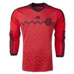 Mexico 2014 LS Away Soccer Jersey