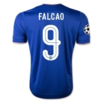 Chelsea 15/16 FALCAO UCL Home Soccer Jersey