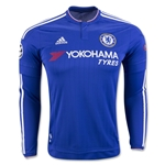 Chelsea 15/16 LS UCL Home Soccer Jersey