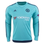 Chelsea 15/16 LS UCL Goalkeeper Jersey