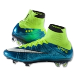 Nike Women's Mercurial Superfly FG (3 Star Champion Edition)