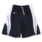 Warrior Clutch Short (Navy/White)