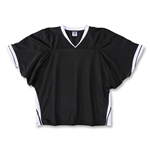 Warrior Youth Clutch Jersey (Blk/Wht)