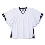 Warrior Youth Clutch Jersey (Wh/Bk)