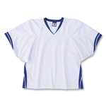 Warrior Youth Clutch Jersey (Wh/Ro)