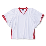 Warrior Youth Clutch Jersey (Wh/Sc)
