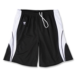 Warrior Youth Clutch Short (Blk/Wht)