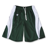 Warrior Youth Clutch Short (Dk Gr/Wht)
