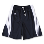 Warrior Youth Clutch Short (Navy/White)