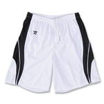 Warrior Youth Clutch Short (Wh/Bk)