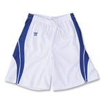 Warrior Youth Clutch Short (Wh/Ro)