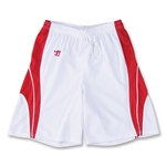Warrior Youth Clutch Short (Wh/Sc)