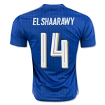 Italy 2016 EL SHAARAWY Home Soccer Jersey