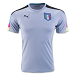 Italy 2016 Goalkeeper Jersey (Blue)