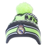 Real Madrid Pom Beanie
