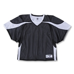 Warrior Fusion Reversible Game/Practice Jersey (Blk/Wht)