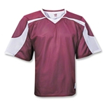 Warrior Fusion Reversible Game/Practice Jersey (Maroon/Wht)