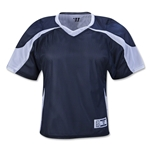 Warrior Fusion Reversible Game/Practice Jersey (Navy/White)