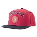 Manchester United Youth Snapback Cap