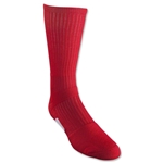 Red Lion Athletic Crew Sock (Sc/Wh)