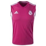 Real Madrid 2015 Sleeveless Training Jersey