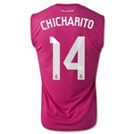 Real Madrid 2015 CHICHARITO Sleeveless Training Top