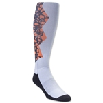 Half Shatter Sublimated Over the Calf Sock