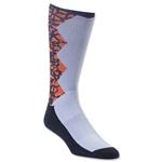 Half Shatter Sublimated Crew Sock