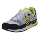 New Balance 530 90s Remix (White/Black/Yellow)