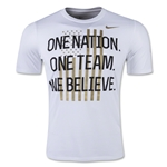 USWNT Women's World Cup Victory Tour Men's T-Shirt