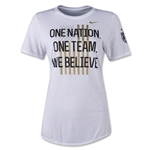 USWNT Women's World Cup Victory Tour Women's T-Shirt