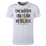 USWNT Women's World Cup Victory Tour Youth T-Shirt
