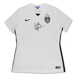 Kelley O'Hara Signed Nike USA 3 Star Jersey