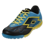 Lotto Zhero Gravity VI 700 TF (black/fluo blue)