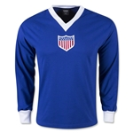 USA Retro LS 1930 World Cup Jersey
