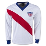 USA Retro LS 1950 World Cup Jersey
