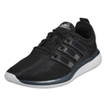 adidas ClimaCool Leap Running Shoe (Dark Grey/Black/White)