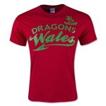 Wales Banner T-Shirt (Red)
