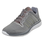 adidas Women's CC Fresh 2 (Grey/Silver Metallic/Light Flash Orange)