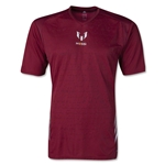 adidas F50 Messi Training T-Shirt (Maroon)