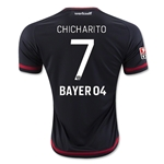 Bayer Leverkusen 15/16 CHICHARITO Home Soccer Jersey