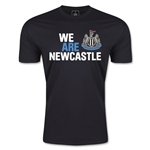 Newcastle United T-Shirt (Black)